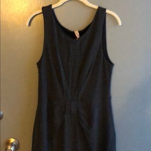 Charcoal grey Dress - perfect for work